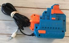 Phoenix LTX Lazer Tag Tiger Hasbro Blue Laser TV Gun Attachment Plug & Play