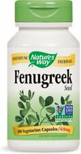 Fenugreek Seed by Nature's Way, 100 capsules