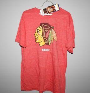 NHL CCM Vintage Chicago Blackhawks #2 Hockey Shirt New Mens Sizes MSRP $35