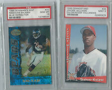 1999 Grandstand Salem-Keizer Volcanoes Jerome Williams PSA 9 MINT Waipahu Angels