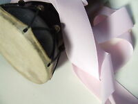 """Baby Pink Grosgrain Ribbon Trim 50 mm 2"""" Good Quality Card/Fabric/Clothes Making"""