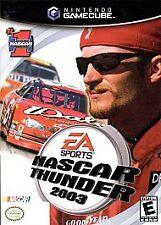 NASCAR Thunder 2003 (Nintendo GameCube, 2002)