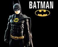 Movie Dark Knight DC Batman 1/6 Figure Vinyl Model Kit 12 inch.