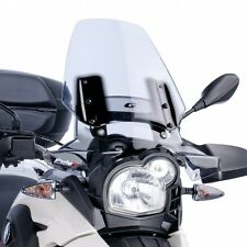 11-15 BMW G650GS Puig Touring Windscreen, Clear  5649W
