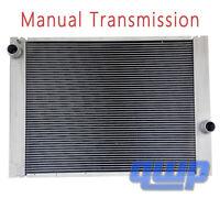 New Manual Trans Radiator for 07-11 BMW 335I 335XI 3.0L 17117558480 CU2973