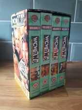 WCW/nWo Superstar Series VHS Collection 1 - WWE, Goldberg, Sting, Flair, Savage