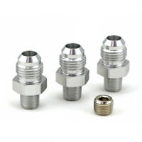 TURBOSMART FPR Fitting Kit 1/8NPT to-6AN TS-0402-1112