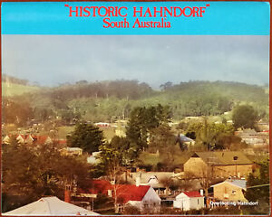 Historic Hahndorf, South Australia Full-Colour Glossy Photographic Lettercard