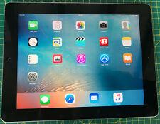 Apple iPad 3 (3rd Generation) - 64gb - Wifi Only - Model: MC707B/A - iOS 9