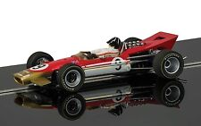 "Scalextric c3656a équipe Lotus type 49b ""Graham Hill, No. 9"", Edition Limitée-Neuf -"