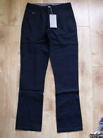 BNWT Mens Navy Chinos 100% Cotton Size 30x32,34x32