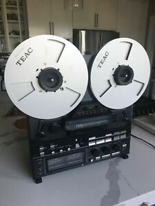 TEAC X-2000R Reel-to-Reel Tape Deck, Beautiful Cosmetic Condition-Just Serviced