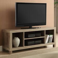 42 INCH TV STAND STORAGE TABLE Entertainment Furniture Home Shelves Media Center