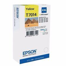 EPSON T7014 YELLOW XXL 34 ml ORIGINALE SCADUTA C13T70144010