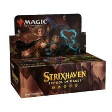 More details for magic the gathering mtg cards strixhaven school of mages draft booster box