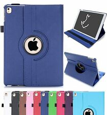 """360°Rotate PU Leather Stand Case-Cover For Apple iPad-Pro 10.5"""" 2017 & Air3 2019"""