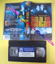 VHS film KISS OF THE DRAGON 2002 Jet Li Bridget Fonda 20TH CENTURY (F100) no dvd