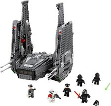 LEGO Star Wars 75104 Kylo Ren's Command Shuttle Brand New and Factory Sealed