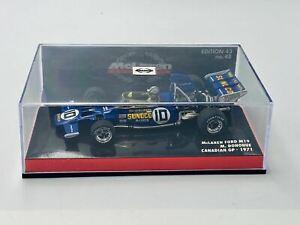 1:43 1971 Mark Donohue -- McLaren Ford M19 -- Minichamps