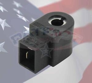 Suntec 3713798 Replacement Solenoid Coil 220-240V 50/60Hz For A2 Series Pumps