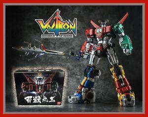 Titan Power LION VOLTRON Diecast Beast King Golion Godaikin Chogokin Robot TP-01