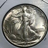 1946 WALKING LIBERTY HALF DOLLAR MINT STATE COIN
