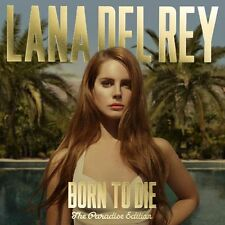 LANA DEL REY: BORN TO DIE - THE PARADISE EDITION 2012 DELUXE 2 x CD NEW