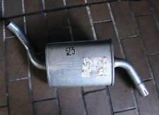 Original Leistritz Auspuff Mitteltopf VW Golf 3 Variant Vorschalldämpfer