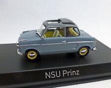 NSU PRINZ 2 , 1959 , gris, 1:43 , NOREV