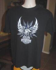 Harley-Davidson T-shirt, black, Large, Myrtle Beach, South Carolina
