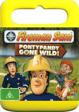 Fireman Sam: Pontypandy Gone Wild! * NEW DVD * (Region 4 Australia)