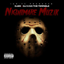 Various Artists - IAP-TV Presents Nightmare Muzik (Brand New Rap October 2017)!!