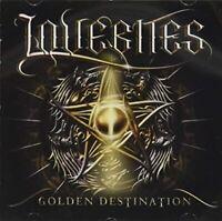 LOVEBITES - Golden Destination (NEW CD)