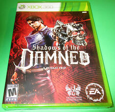 Shadows of the Damned  Xbox 360 Factory Sealed! Free Shipping!