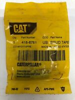 NEW Caterpillar (CAT) 418-6781 or 4186781 STUD TAPERLOCK