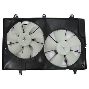 TYC 622930 Cadillac Replacement Cooling Fan Assembly