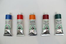 Old Holland Classic Oil Paint Intro Set of 5, 40 ml tubes