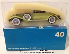 Rolls Royce Phantom II 1931, modellino RIO in scala 1:43