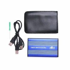 """2.5"""" USB 2.0 IDE Hard Drive Disk HDD External Case Enclosure Box For PC Laptop"""