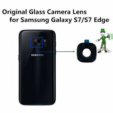 Real Glass Back Rear Camera Lens Replacement for Samsung Galaxy S7 G930F