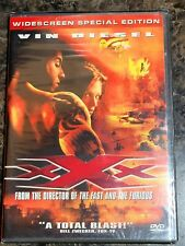 Xxx Dvd 2002 Widescreen Special Edition, Vin Diesel, New, Sealed