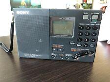 Sony ICF-SW7600G Receptor