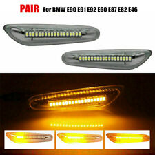 For E90-E92 E81-E84 E60 E61 E88 X1 X3 LED Turn Signal Dynamic Side Marker Lights