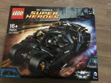 LEGO DC Comics Super Heroes - 76023 Batman The Tumbler Boxed Instructions