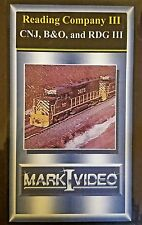 Mark I Video -  Memories of the CNJ, B&O and RDG Vol 3 + Reading Co Scrapbook 3