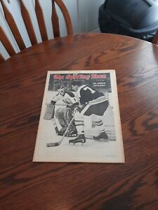 FEBRUARY 15,1969-THE SPORTING NEWS-PHIL ESPOSITO OF THE BOSTON BRUINS(NM)