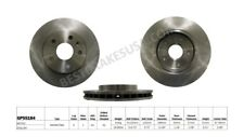 Disc Brake Rotor fits 2011-2011 Saab 9-5  BEST BRAKES USA