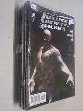 Justice Society of America - DC - 2007 Series - Issues #2 - #40 - Except 20 & 28