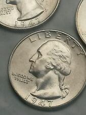 1947-S  Washington from an original BU Roll  (1 COIN)will be picked for you!