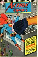 ACTION COMICS #343 - DC - Silver Age Comic Book - (Superman)